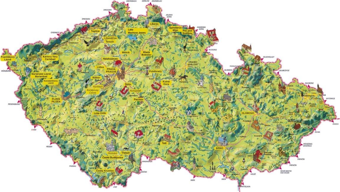 Bighellonando in cechia il mio blog sulla repubblica ceca for Repubblica politica