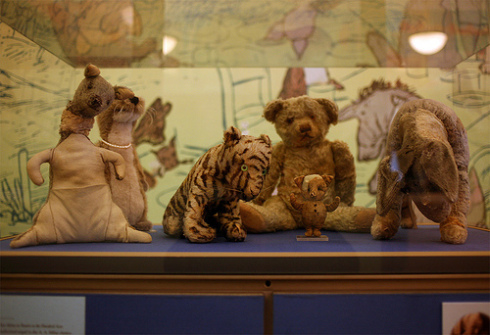 From The Hundred Acre Wood To Midtown – Winnie The Pooh at ...