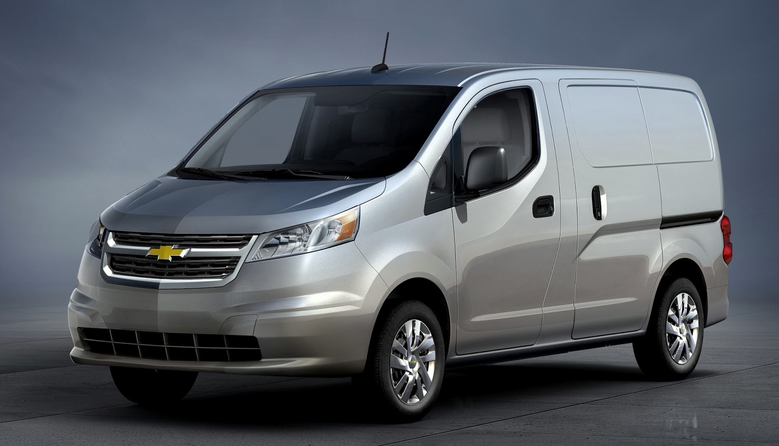 Chevrolet city express coming to a dealer near you