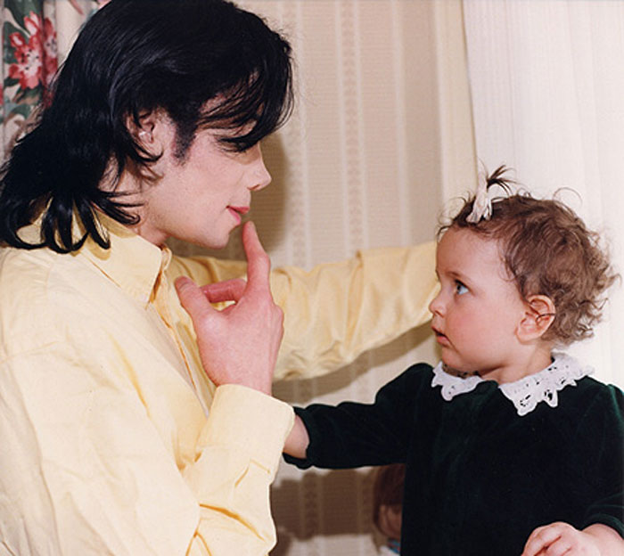 MJ Daughter Pais Michael Katherine