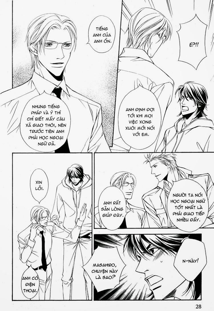 TruyenHay.Com - Ảnh 24 - Gokujou no Koibito Chương 20 - END