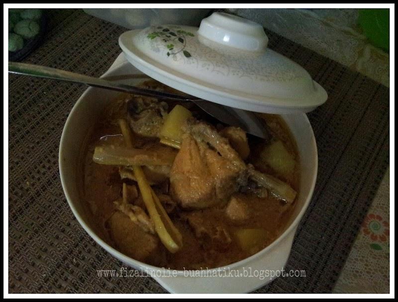 Rindu Masakan Emak
