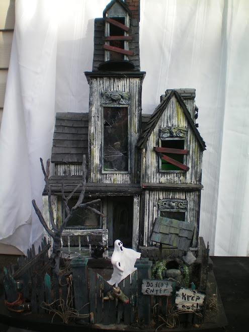 the holbrook horror house