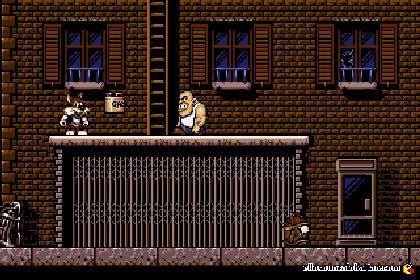 火狐冒險__Titus the Fox (dos, 模擬器)