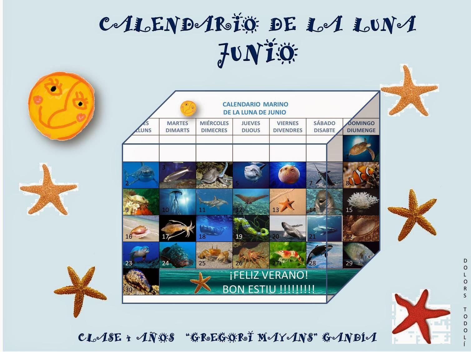 P4gregorimayans2013 el calendario de la luna de junio for Almanaque de la luna