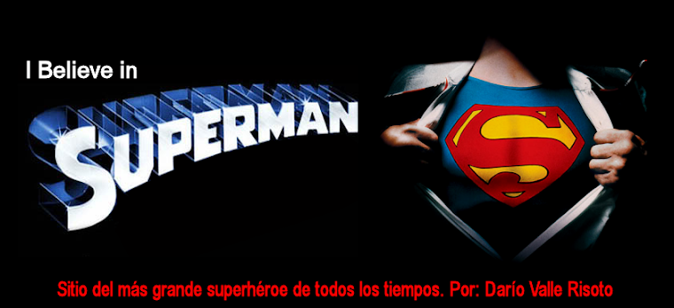 I BELIEVE IN SUPERMAN