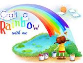 ¡Crear un arco iris con Marie!