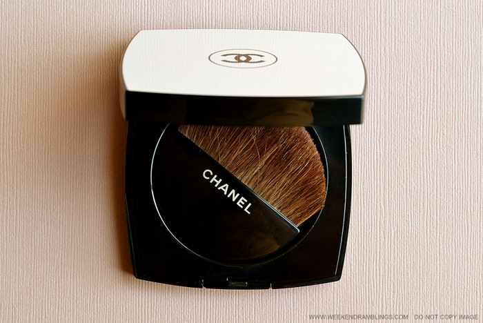 Chanel Les Beiges Healthy Glow Sheer Colour SPF 15 No 30 Photos Swatches Review FOTD Indian Darker Skin Makeup Beauty Blog