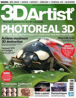 3DArtist Magazine Issue 48 2012