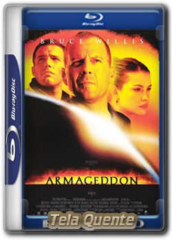 Armageddon Bluray 1080p Dual Áudio