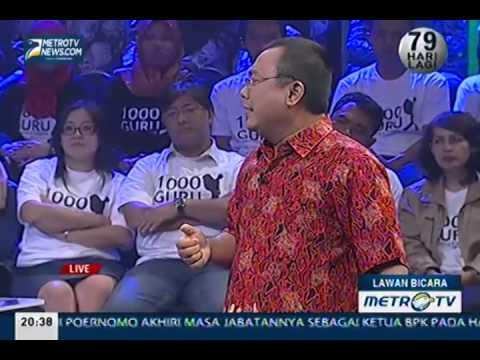 Ayah Edy bicara 1 jam di Metro tv