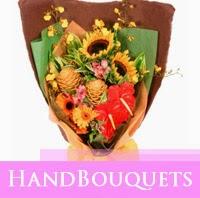 Hand Bouquet Wisuda