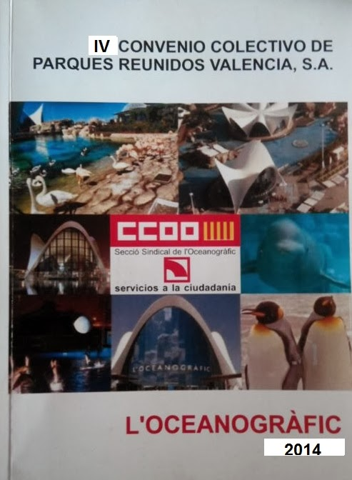 Convenio Colectivo Oce 2014