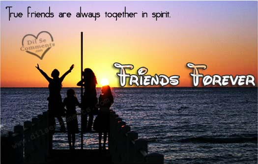 Wallpaper Gallery: Friend'S Forever Wall