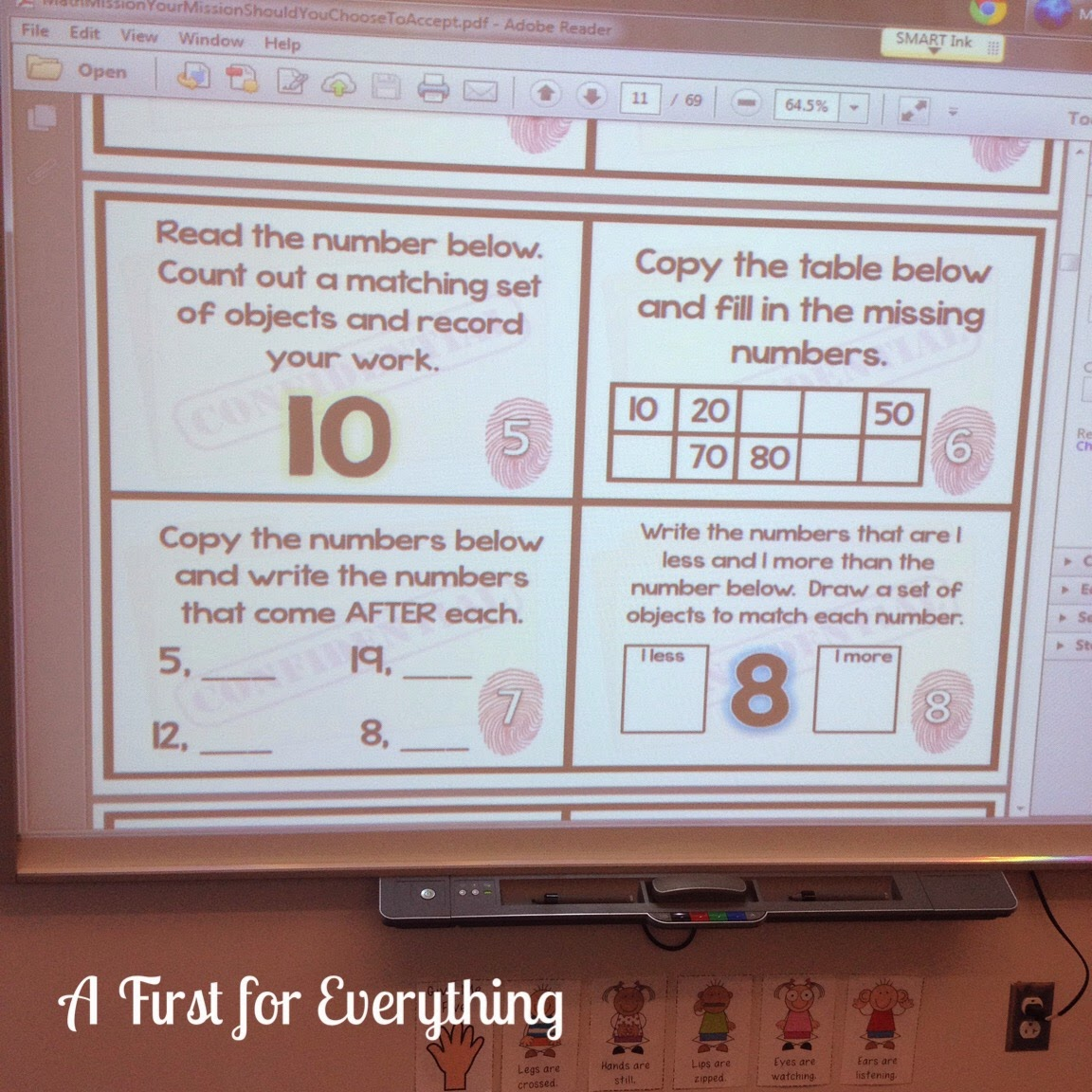 money games for 2nd graders smartboard