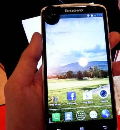 Spesifikasi Handphone Lenovo S920 dan Harga