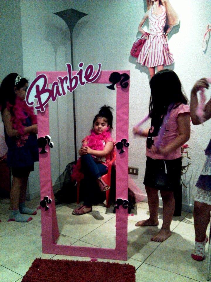 Eventos para tu Bebé: Cumpleaños Ambientación BARBIE