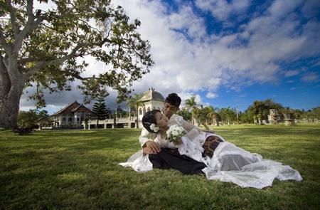 Purbakala Eksotis Untuk Foto Pre Wedding