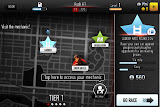 CSR Racing City Map