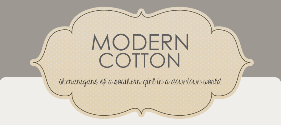 Modern Cotton