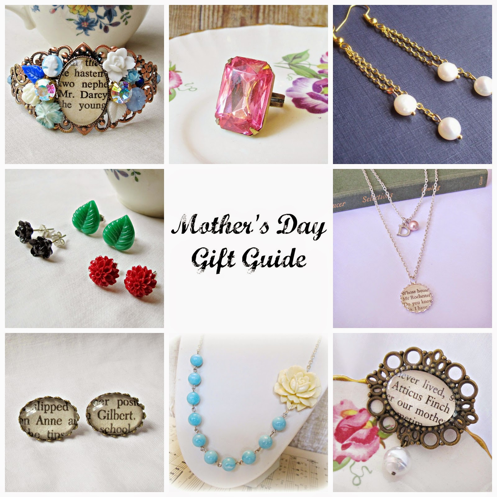 image two cheeky monkeys jewellery mother's day gift guide literature jewellery statement rings necklaces earrings bracelets