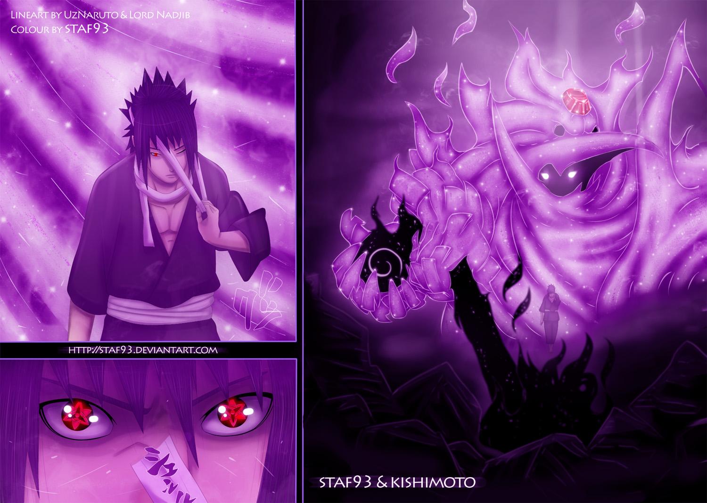 Naruto - Chapter 555 - Pic 20