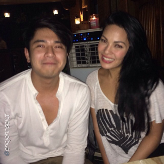 Kc Conception and Paulo Avelino are now dating again