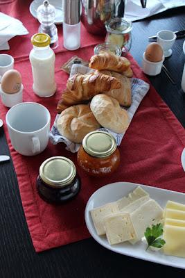 Hofgut Hafnerleiten - Frühstück
