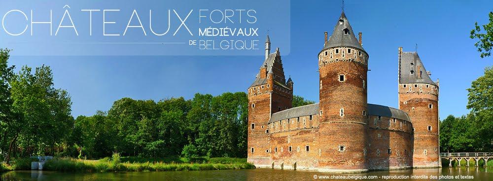 Châteaux Forts Médiévaux de Belgique et Moyen Âge