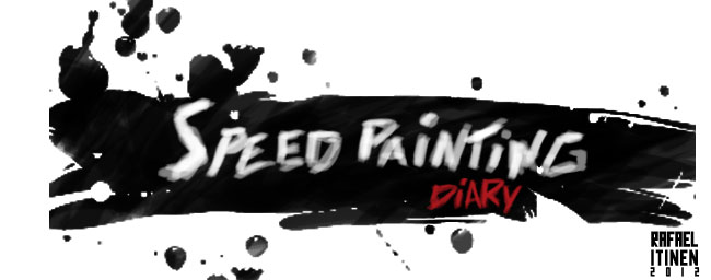 Speed painting diary