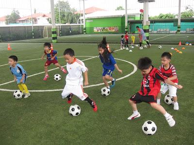 ทักษะการเล่นฟุตบอล