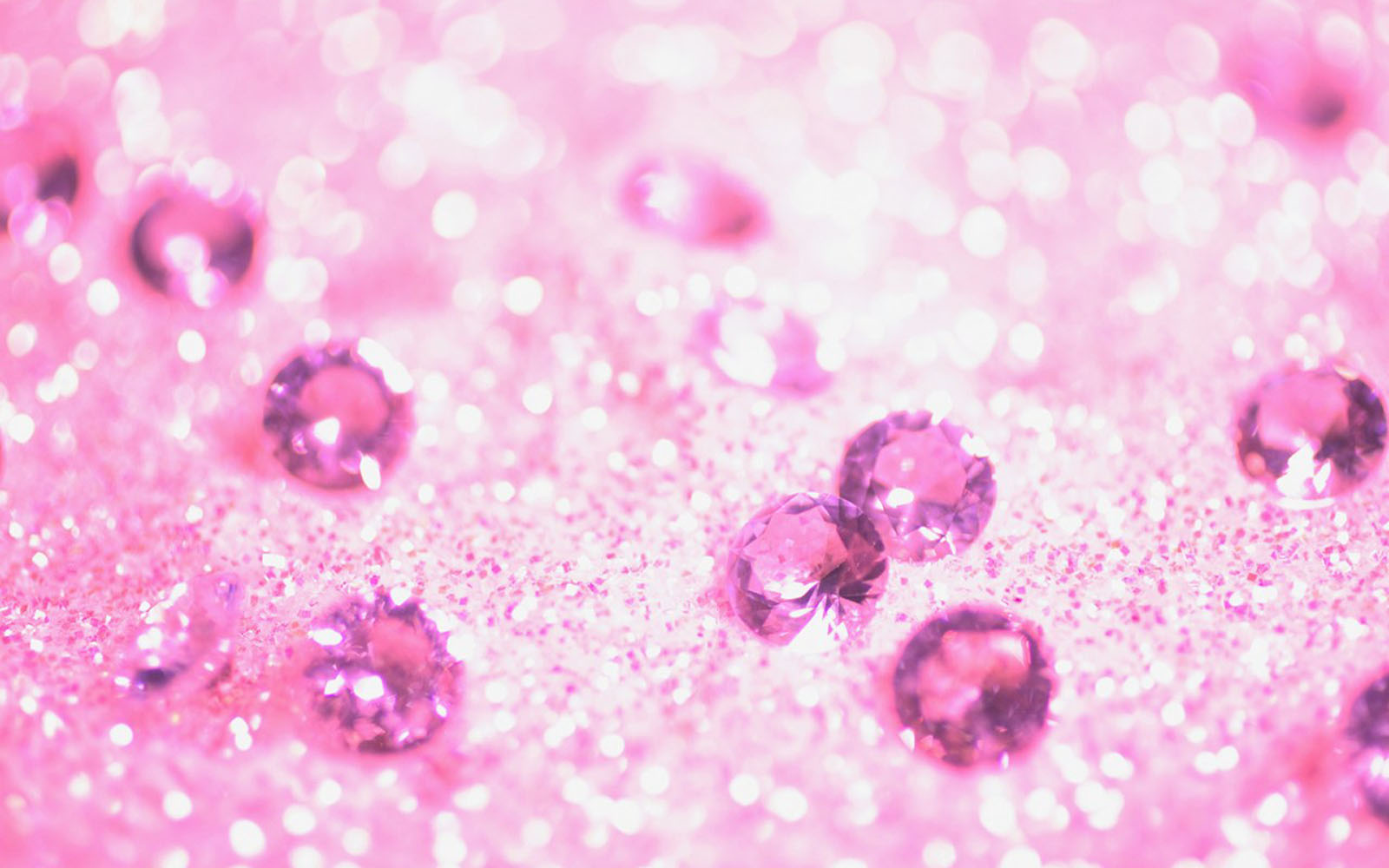 Gambar Kristal Cantik