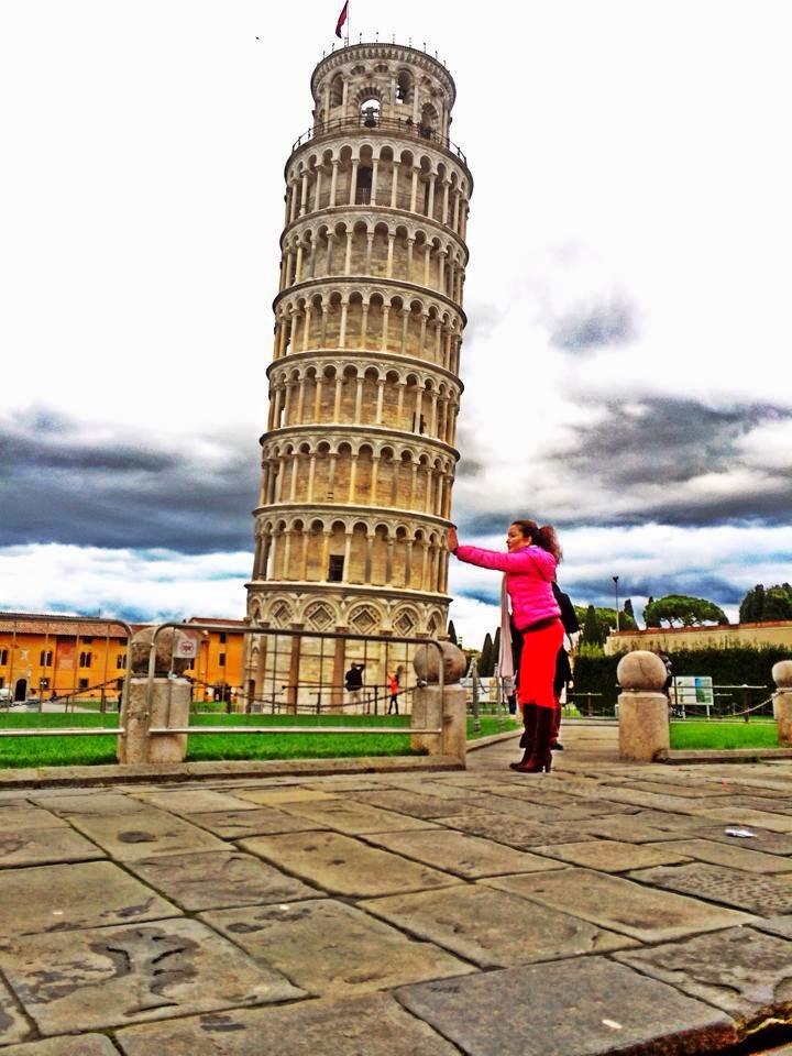Pisa Italy 2014