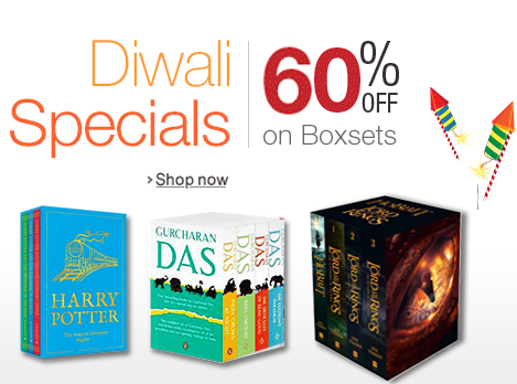Diwali Specials in Books : 60% off on boxsets.