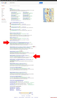 "dania screwedme blog officially on page 1 of google for ""dania furniture"" organic searches!"