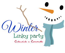 Partecipo al Winter Linky Party di Calendula e Camomilla