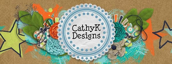 My Digiscrapping Corner by CathyK Designs