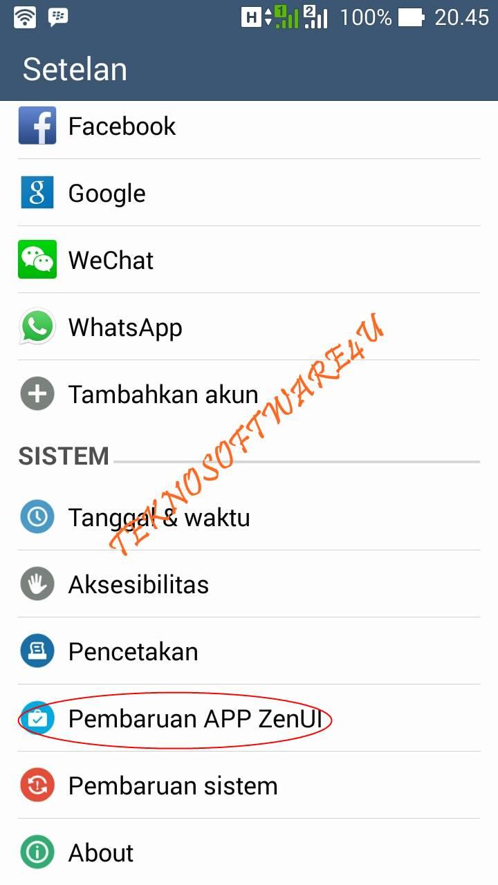 [Official] Update Asus Zenfone 5 Kitkat Versi 2.21.40.30 ...