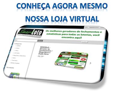 Adquira nossos produtos através da nossa loja virtual e pague com Mercado Pago
