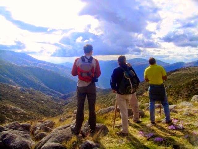 Ruta Cabezuela-Garganta de los Asperones