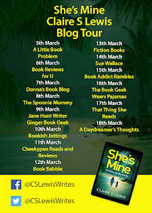 Blog Tour: She's Mine
