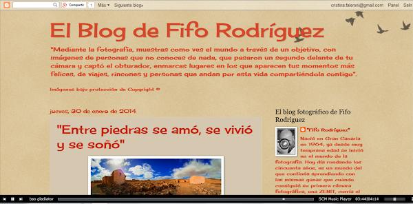 El blog de Fifo Rodriguez