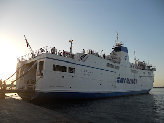 Naples Ferry