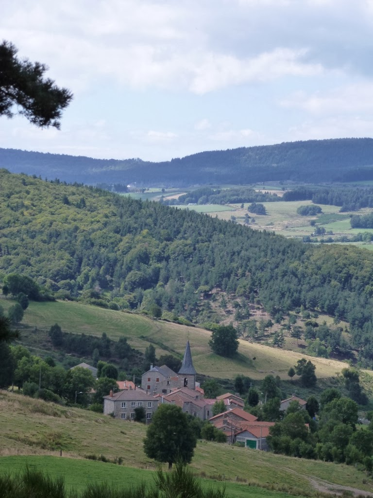 view of Besseyres-Sainte-Marie today