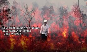 TERBONGKAR! Kabut Asap ulah KMP terutama Gerindra, Astaga!!!!