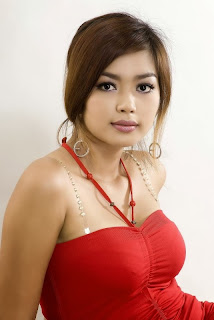 Beauty Model Nwe Nwe Htun