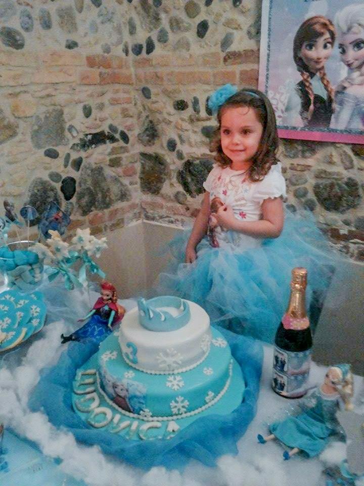 Bien-aimé Frozen Party -le vostre feste- ⋆ Tempo di Festa MI85