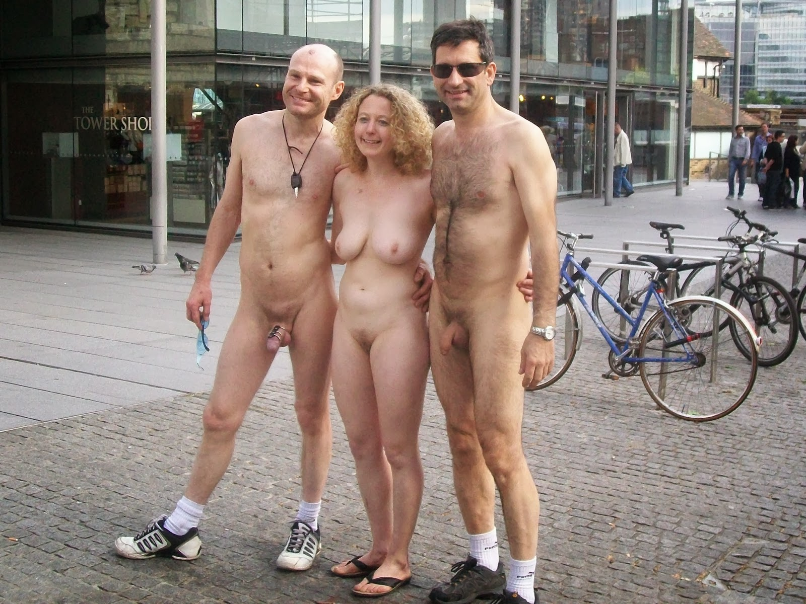 Deliciousdeity: More of the world naked bike ride