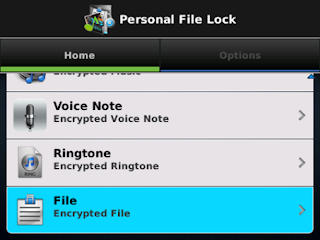Personal File Locker v1.0.1