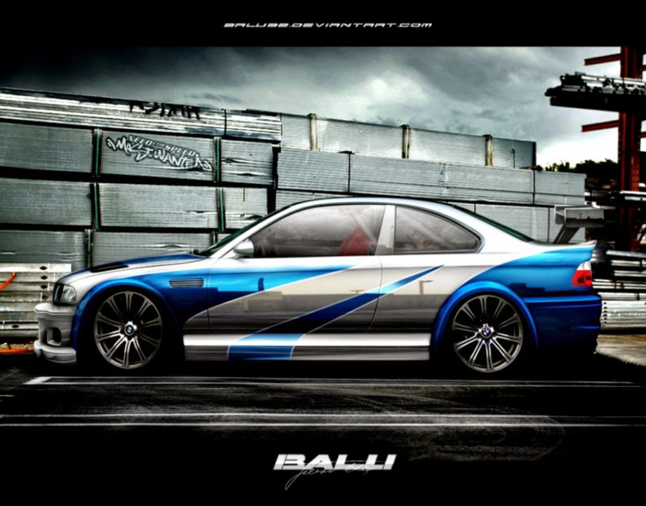 Bmw M3 Nfs Most Wanted | All Wallpapers Desktop